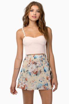 Summer Fashion crop top