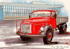 Volvo N88 1966 model #Narvik #sport #Norway #Truck #old Narvik, Volvo Trucks, Norway, Antique Cars, Sport Truck, Model, Pictures, Vintage Cars