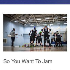 Click the link in my bio for my latest #blog post all about jamming! Advice to newbies or new-to-jamming types. #freshies #freshmeat #rollerderby #jammer #jamming #mentalstrength #mentalgame