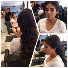 Kardashian inspired #makeup #hairdo #alehandro #style #must #trendy