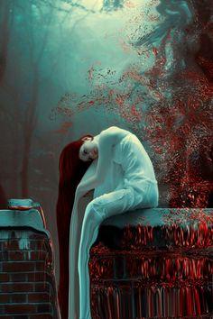red-lipstick:  Kokoszkaa - Bloody Mary, 2010 Digital Arts