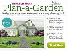 Welcome to Plan-a-Garden