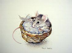 by Holly Hobbie  (http://polarbearstale.blogspot.com/2009/10/remember-holly-hobbie.html)