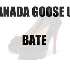 OMG, I am so so like Goose. If he gives me it as Christmas gift, I will love him. cheap-goose.blogs...