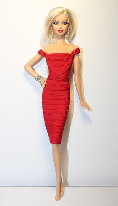 Nicole Miller Barbie Doll | 11154625446_4d2a1e145b_z.jpg