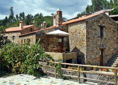The small village of stone - Agua Formosa, Castelo Branco