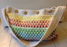 [Free Pattern] Cute Crochet Bag That Fits All Of Your Essentials (And More!) Perfectly - Knit And Crochet Daily
