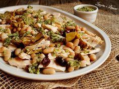 Pollo Chicken, Salvia, Italian Recipes, Pesto, Low Carb Recipes, Carne, Potato Salad, Vegan, Main Courses