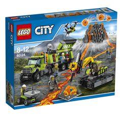 #Lego #LEGO® #60124   LEGO City Vulkan-Forscherstation  Junge Multi 1/06/16 Ungarn     Hier klicken, um weiterzulesen.  Ihr Onlineshop in #Zürich #Bern #Basel #Genf #St.Gallen