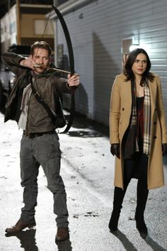 11 Times Regina and Robin Hood Stole Our Hearts on Once Upon a Time