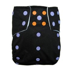 Alvababy Colorful Snap Diaper. All in one, pocket, with Double Gussets- Purchased!