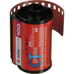 Agfa CTprecisa 100 Color Transparency Film (E-6)