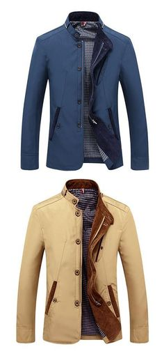 Not Sure if this style would be a good match on me, but I actually like this coat for some reason.