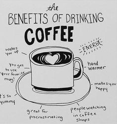 """Gifts for Coffee Drinkers Love the procrastinating part. """"I'll do it after I finish my coffee!"""" *drinks coffee the rest of the day*Love the procrastinating part. """"I'll do it after I finish my coffee!"""" *drinks coffee the rest of the day* Coffee Talk, I Love Coffee, Coffee Break, My Coffee, Coffee Cups, Drink Coffee, Morning Coffee, Coffee Life, Black Coffee"""