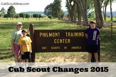 The why, how & what of the new Cub Scout program