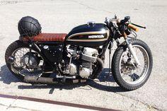 The Adderall Diaries: Arbol Cycles' Honda CB750! – OTOMOTIF USA