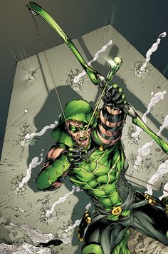 Green Arrow - Brett Booth