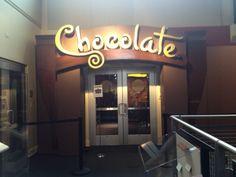 Chocolate Exhibit at MOHAI