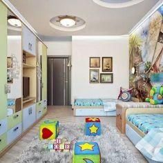 дизайн детской комнаты для двух девочек разного возраста 12: 12 тыс изображений найдено в Яндекс.Картинках