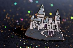 HOGWARTS Lapel Pin by SoreWinners on Etsy