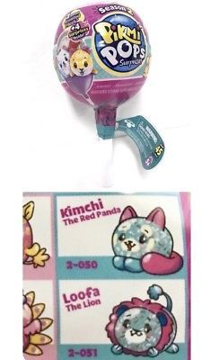 New Pikmi Pops Surprise Guaranteed Shiny Super Set Kimchi Loofa