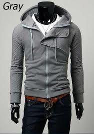 Modern hoodie