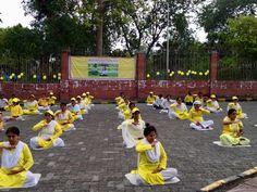 World Falun Dafa Day Celebrated Across India