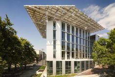 O edifício de escritórios mais sustentável do mundo