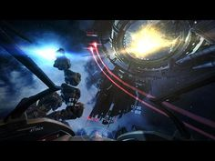 Eve  Valkyrie Update Adds Star Wars Like Trench Run Mode