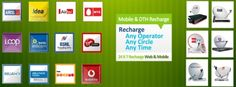 Paywise  features Recharge Services of Multiple Mobile or DTH Operators through a Single Website. You can Recharge any Prepaid Mobile,dth,data card. Logon to www.paywise.co.in and get your recharge done