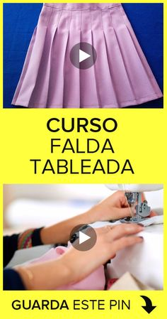Best 12 Fantastic 10 tips are available on our internet site. Have a look and you will not be sorry you did – SkillOfKing. Sewing Basics, Sewing Hacks, Sewing Projects, Sewing Tips, Fashion Sewing, Fashion Fabric, Wrap Skirt Tutorial, Pleated Skirt Tutorial, Sewing Machine Quilting