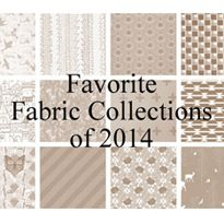 Cast Your Vote: Favorite Fabric Collections of 2014