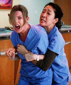 """What It Is Like To Have Met """"Your Person,"""" As Told By """"Grey's Anatomy"""" Lauren is totally my person Cristina Yang, Meredith E Cristina, Meredith And Derek, Greys Anatomy Frases, Grays Anatomy Tv, Grey Anatomy Quotes, Greys Anatomy Season 6, Derek Shepherd, Dark And Twisty"""
