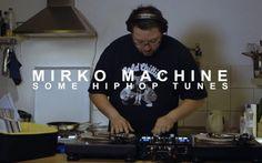 Mirko Machine: BassFilez – Some Hip-Hop Tunes