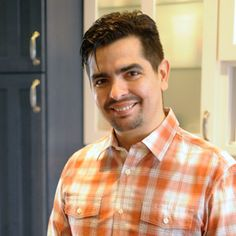 Chef Aarón Sánchez can be counted on to bring his Latin roots to the Thanksgiving holiday. This turkey day, he plans to serve his Chorizo and Cornbread Stuffing, mixing the spicy Spanish pork sausage with a staple of the Pilgram's table.  More Holiday Recipes from Aarón Sánchez:  Aarón Sánchez's Chipotle-Garlic Mashed Potatoes   - Delish.com