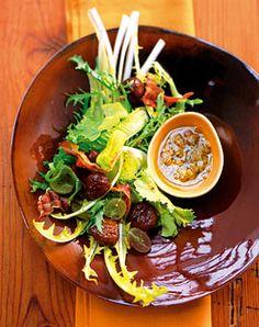 Salat mit Maronen - Rezepte - [LIVING AT HOME]