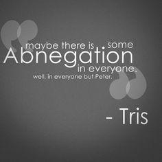 Oh, Tris!!! Divergent
