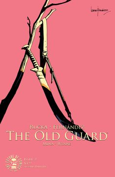 IMAGE COMICS: THE OLD GUARD SENT BACK TO PRINT TO KEEP UP WITH INCREASING DEMAND