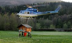 Czech Police helicopter
