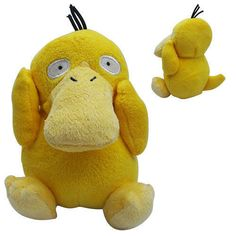 Don't you just wish you bring Psyduck everywhere you go? Well, now you can! - This is perfect for any Pokemon Collectors! - While Supplies Last! Limit 10 Per Order Please allow 4-6 weeks for shipping