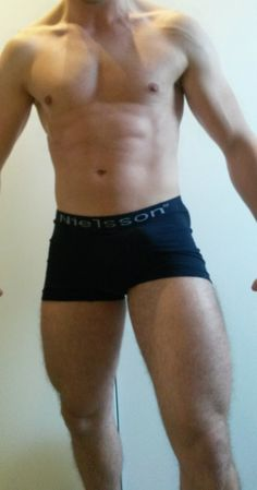 Used boxer briefs size S/M