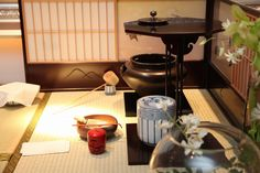 挙式でみんなに見てもらいながら茶室でお茶をたてる。想いが叶う日