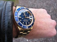 #Rolex #Submariner #16808
