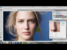 Efecto piel de porcelana Adobe Photoshop