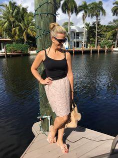 Andiata lace skirt