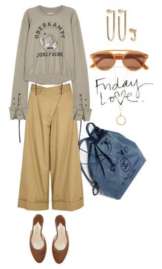 """""""EASY FRIDAY"""" by statuslusso ❤ liked on Polyvore featuring Chloé, Monse, Maison Margiela, Tom Ford and Paul Andrew"""