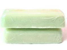 Glycerin Soap Lime Mandarin & Basil Organic by NaturalBathingCo, £3.25