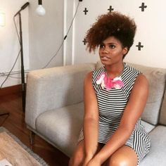 Tapered Natural Hair, Natural Hair Styles, Hair Inspiration, My Hair, Hairstyle, Instagram, Women, Fashion, Hair Job