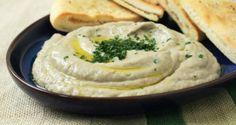 Eggplant Dip | Baba Ganoush  Kary Osmond | Making cooking make sense.
