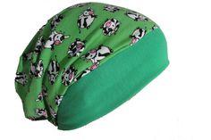 Beanie Mütze KU: 50-55cm Kühe von NoGo!